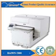 3D de grandes máquinas de impresión textil tejido industrial / impresora