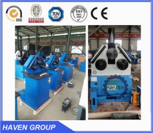 Verbiegende Maschinen-Stahlplatten-verbiegende Maschine des Profil-W24Y-500