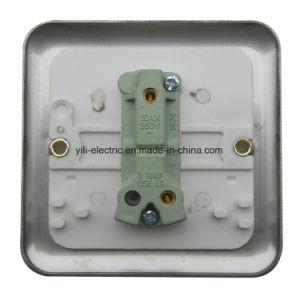 Acciaio inossidabile 1 interruttore della parete di Electrica di modo del gruppo 1