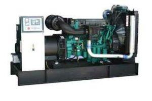 centrale elettrica motorizzata diesel di Volvo di marca 325kVA Genset con approvazione del Ce