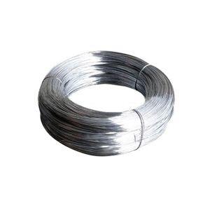 근거한 합금 강철 용접 전선 (AWS ERNiCr-4)가 승인된 ISO에 의하여 니켈 도금을 한다