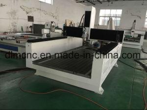 Incisione della Cina e macchinario di marmo di taglio