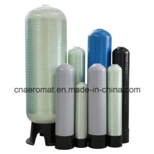 Fábrica industrial do tanque do filtro de água da fibra de vidro em China
