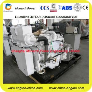 Diesel marin original de la Chine Cummins Generstor refroidi à l'eau
