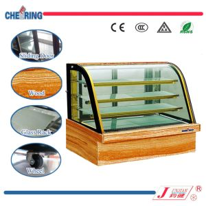 Vetrina di vetro dell'Doppio-Arco di marmo (CSR380)