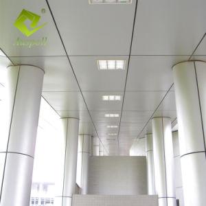 Изготовление дизайна художественных, высокое качество многоцветный алюминиевые потолочные плитки