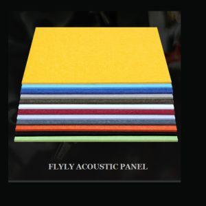 Conseil pour plafond acoustique en polyester