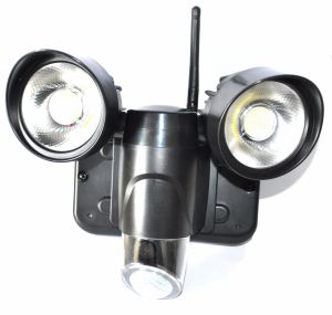 PIR WiFi 3Gの動きセンサーライトカメラのホームセキュリティー720のWiFi PIRセンサーライトカメラ