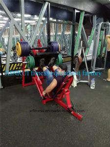 Молоток фиксации оборудование для фитнеса 45 Нога нажмите машины (H32)