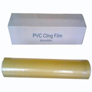Silicone biodégradable chinois pe de film transparent en PVC pour l'alimentation Grade
