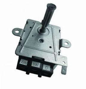 Motor de CA eléctrico para microondas con grill