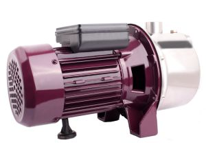 1/2 HP no corpo da bomba de aço inoxidável da bomba de jacto de água clara para o suprimento de água para uso doméstico