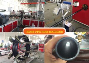PPR tuyau de HDPE de machine de l'extrudeuse PPR tuyau PEHD Making Machine pipe PPR de ligne de production du PEHD Ligne d'Extrusion