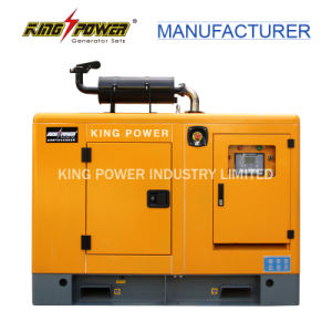 Power Silent Gas Generators中国375kVA王の工場価格