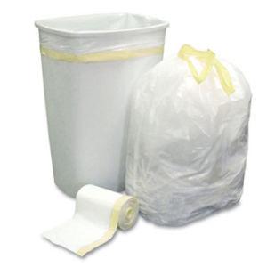 Factory Outlet Design professionnel matériau biodégradable Amidon de maïs brut sac en plastique