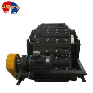 Separatore magnetico della cinghia economizzatrice d'energia di Overband per la separazione magnetica del metallo