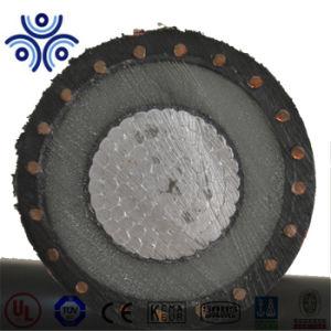 5-46kv listado UL 1072 Icea S94-649 Trxlpe 100% ou 133% de isolamento de energia neutro concêntrico Cabo Urd