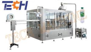 Het beste Automatische Zuivere Water van de Prijs drinkt het Vullen van de Lijn van de Installatie Bottleing van de Drank Vloeibare 3in1 Machine