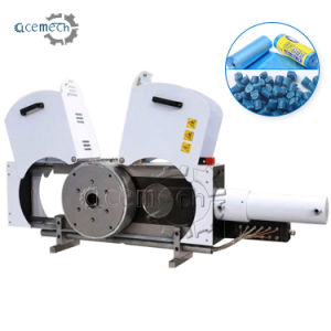 Recycle Waste Plastic PE PP Film Granulation Machine