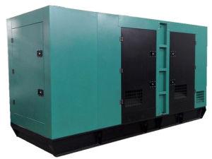63kVA/50KW de potência eléctrica silenciosa do conjunto de geradores diesel