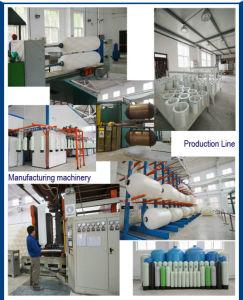 Fabrication de réservoir en fibres de verre de charbon actif
