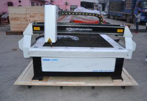 Máquina cortadora de plasma de la máquina de corte de metales Sign 1325
