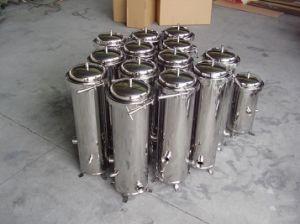 Filter van de Zak van het roestvrij staal de Dubbele