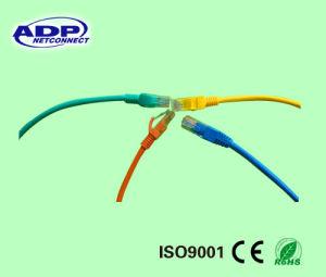 Comercio al por mayor Cat5 de alta velocidad/Cat5e/Cat6 Cable de conexión de cable de red.