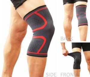 La compression médicale Manchon de support de genou en néoprène Brace