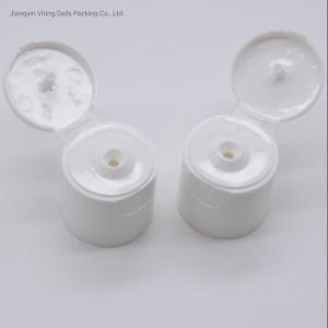 Le disque en plastique blanc 24/415 22/415 haut bouchon de bouteille de cosmétique