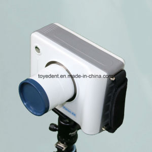 Unidade de raios-X dentário com sistema de sensor de máquina de raios X portátil Wireless