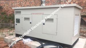 160kw 200kVA Doosan P086tiの工場発電機の無声タイプ発電機のSiemensのディーゼル交流発電機