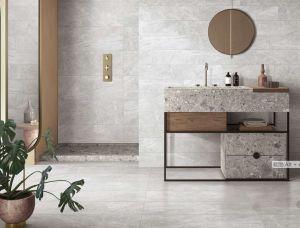 Bajo precio de la Porcelana de mosaico de suelos y paredes de mármol en el diseño de materiales de construcción de 300x800mm