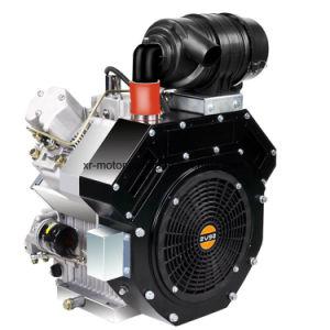 2V92エンジン2シリンダーVタイプAir-Cooledディーゼル機関