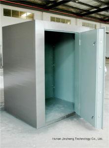 Acero inoxidable sólida caja de seguridad cajas fuertes en el banco