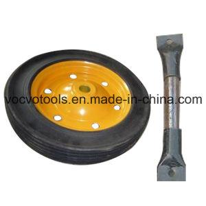Rubber Poeder Stevige 13  X3  Wiel en As