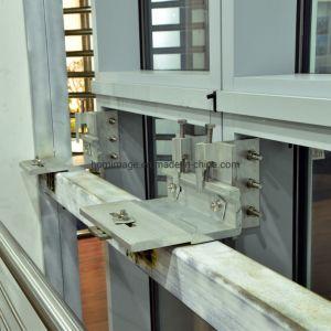 Hdm180 mur rideau en verre unifié en aluminium