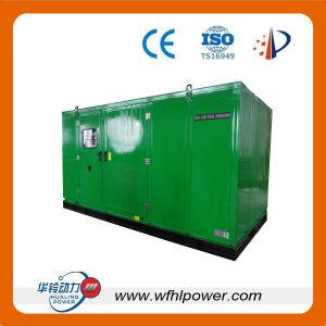 Звуконепроницаемые дизельных генераторных установках