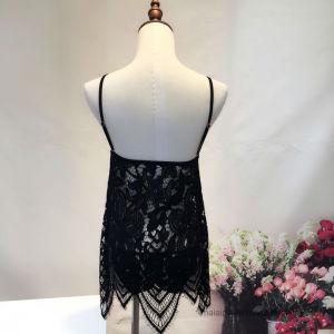 2017 Nouveau Mesdames les vêtements de nuit