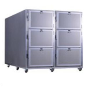 熱いSales New Style Durable Corpse Mortuary Refrigerator (6body)