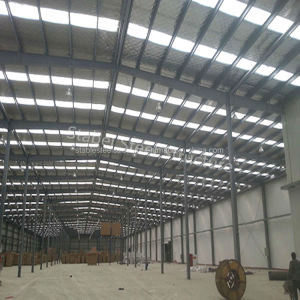 Estructura de acero Pre-Engineered edificio de oficinas con mejor calidad