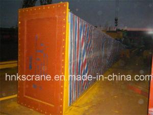 RMG Riel doble viga de la grúa de contenedores Portal de pórtico