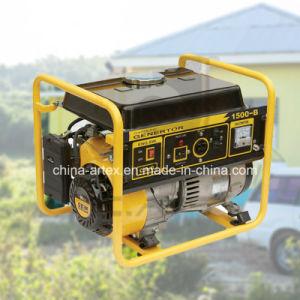 1kVA 1.0kw Backup domésticos pequenos a gasolina/Gerador a gasolina