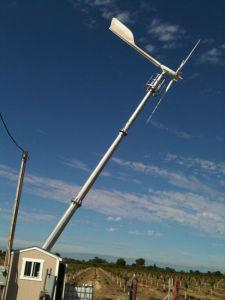 10kw de energía eólica para el hogar o comunidad utilizan