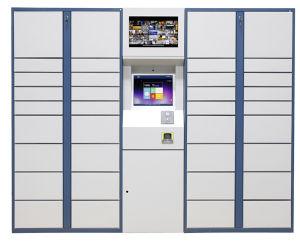 7/24 Stunden stellen intelligentes Paket-Anlieferungs-Schließfach Z2 an