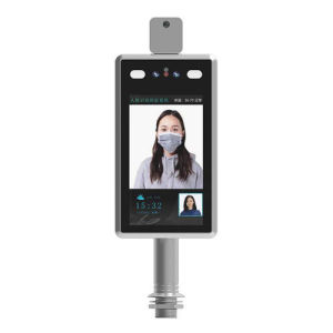 Face Recognition контроль доступа инфракрасный термометр автоматически с помощью датчика температуры