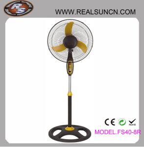 Eletrical Stand Fan mit Horn Blade Model Fs40-8r