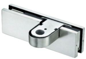 Garniture de porte en verre du clip supérieur (FS-120F / R)