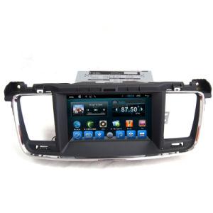 Peugeot 508를 위한 두 배 DIN Car DVD GPS Navigation