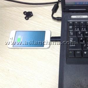 Портативный диск USB зарядное устройство для iPhone 5 оптового продавца (AA-033)